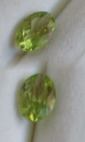 6.25x5mm, Peridot-oval