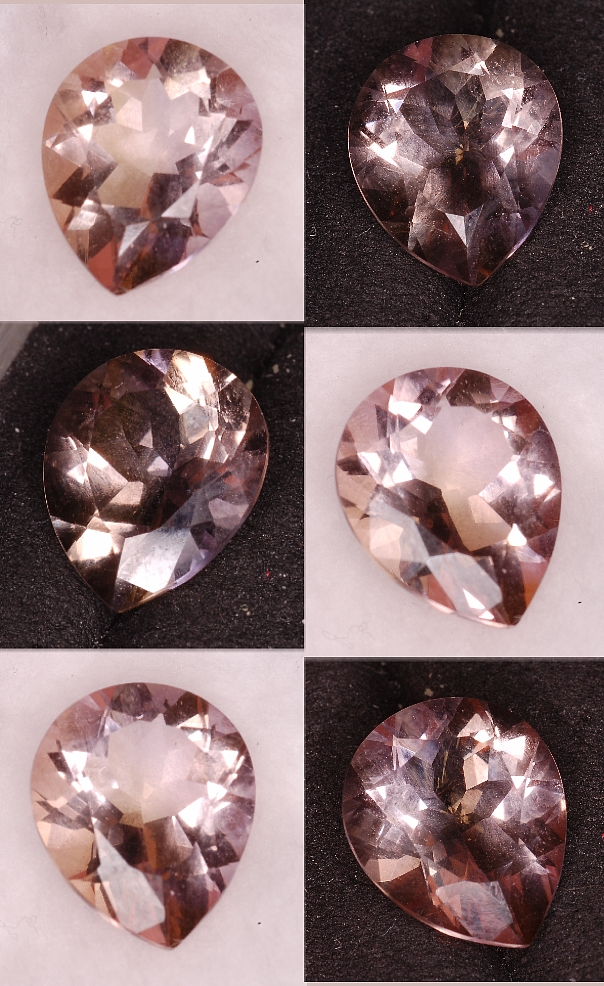 12x10mm, Ametrine-pear