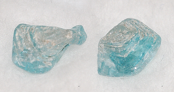 Aquamarine Specimens Small Size