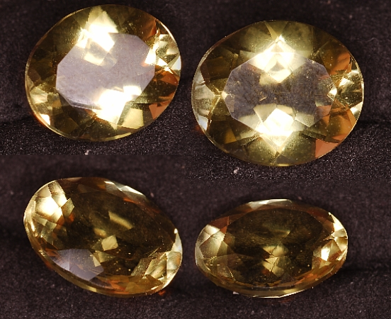 12x10.25mm,Oro Verde Lime Citrine-oval