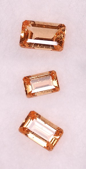 6x4mm, Brown Grossular Garnet-emerald