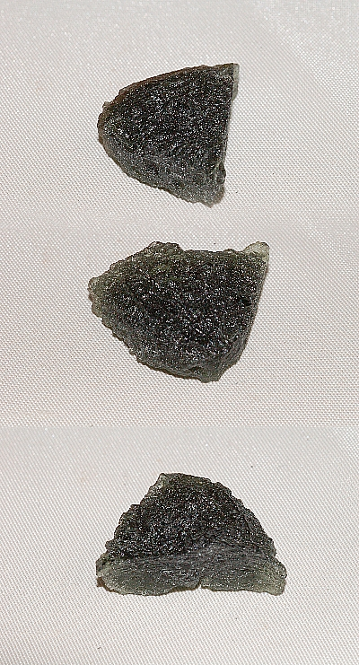4.024 Grams of Moldavite Specimen