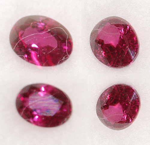 4.25x3.25mm,Burmese Red Ruby-oval