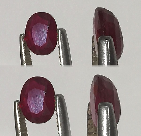 6.65x3.35mm,Burmese Red Ruby-oval