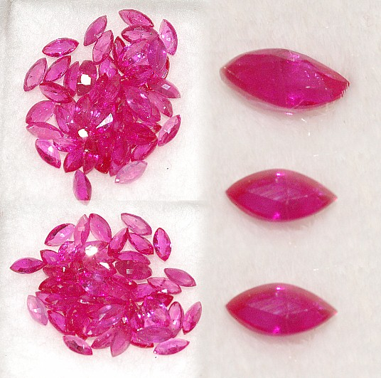 4x2mm,Burmese Red Ruby-marquis-cab