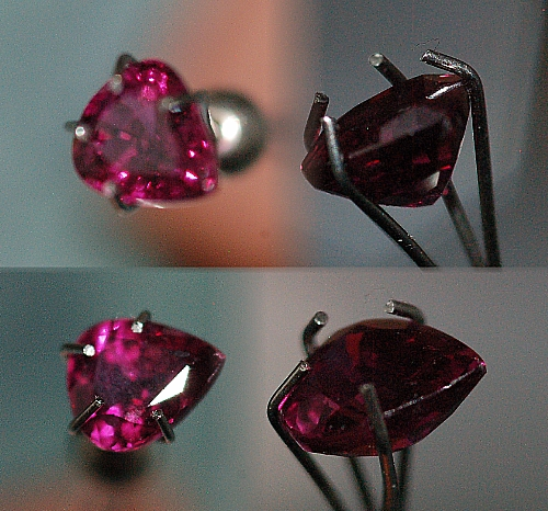 6x4.25mm,Burmese Red Ruby-Pear